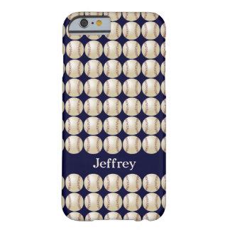 iPhone 6 Case, Baseball, Personalized