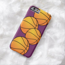 Iphone 6 Case-Basketball Barely There iPhone 6 Case