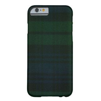 iPhone 6 case Black Watch Modern Tartan Case