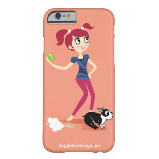 """iPhone 6 case: Boogie Loves All-Mighty """"Skipper"""""""
