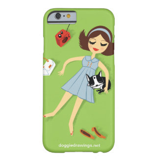 """iPhone 6 case: Boogie Loves All-Mighty """"The Fanny"""""""