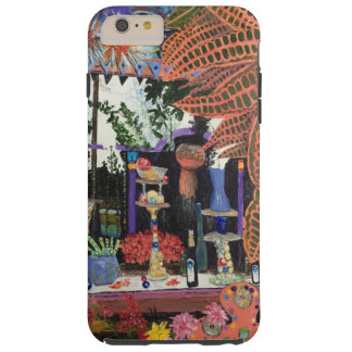 iPhone 6+ case Bowling Ball House Painting