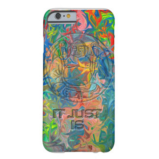 IPhone 6 Case Buddha 'It Just Is' Design