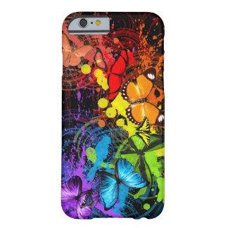 iPhone 6 case Butterfly Splatter