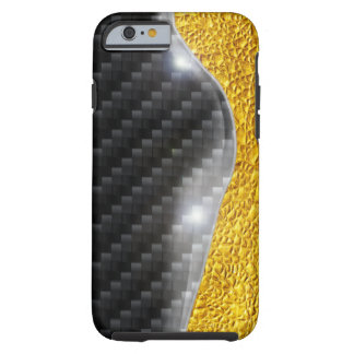 iPhone 6 case Carbon Gold change image