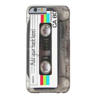 "iPhone 6 case ""Cassette"""