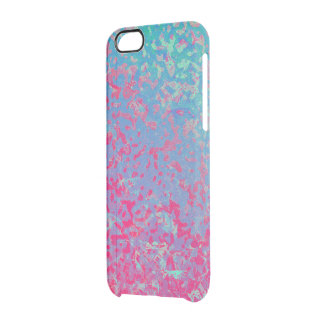 iPhone 6 Case Colorful Corroded Background