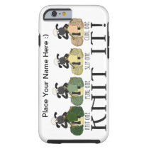 iPhone 6 case cute sheep Knit it case