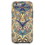 iPhone 6 case Drawing Floral Zentangle iPhone 6 Case
