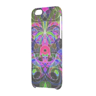 iPhone 6 Case Ethnic Style Uncommon Clearly™ Deflector iPhone 6 Case