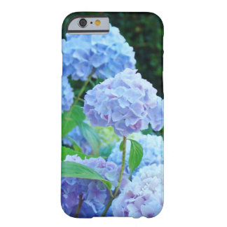 iPhone 6 case floral cell phone covers Blue Hydran