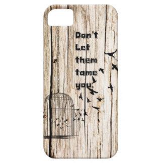 iPhone 6 Case Freedom Free Bird cage