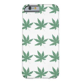 iPhone 6 Case #Hashtag Pot Leaves