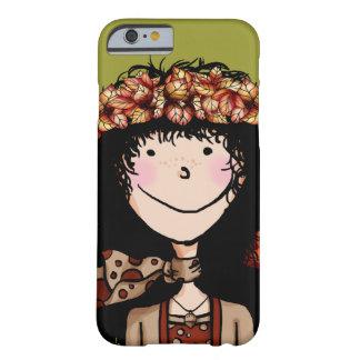 iPhone 6 case ID Case, Autumn Girl