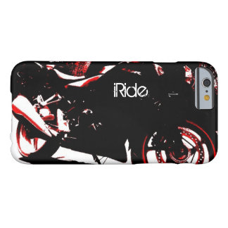 "iPhone 6 case ""iRide"""