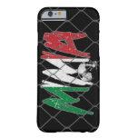 iPhone 6 case Italy MMA Black