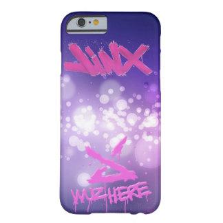 "iPhone 6 Case ""Jinx wuz here """