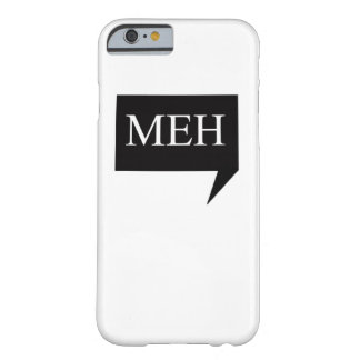 iPhone 6 case MEH (barely there) Funda De iPhone 6 Barely There