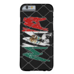 iPhone 6 case Mexico MMA Black