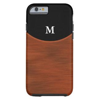 iPhone 6 case Monogram