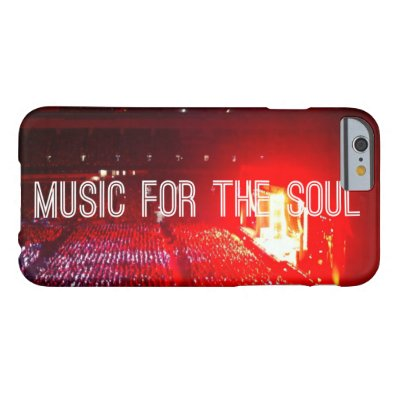 Iphone 6 case - music for the soul