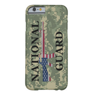 iPhone 6 case National Guard Green Camo
