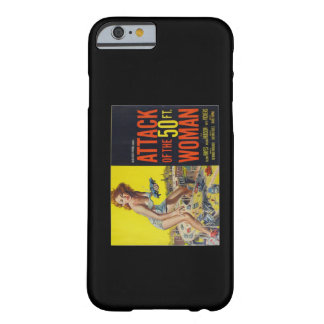 iPhone 6 case Old Movie AD 50 Foot Woman Retro Vin