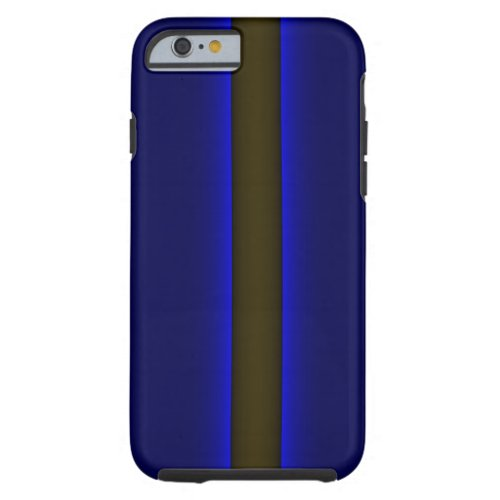 iPhone 6 case Police Thin Blue Line Phone Case