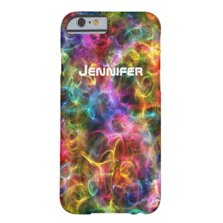 iPhone 6 Case | Rainbow Lights | Personalized