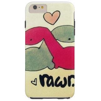 """Iphone 6 case """"Rawr"""""""
