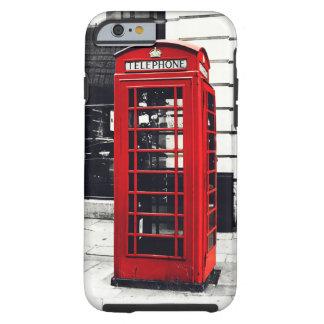 iPhone 6 case Red Telephone Box Case