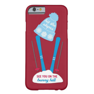 "IPhone 6 Case Seasonal Design Series ""Ski Slopes"""