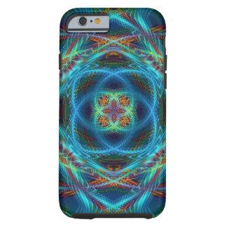 iPhone 6 case Shell Fractal Mandala