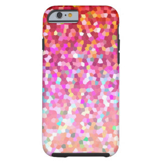 iPhone 6 case Shell Mosaic Sparkley Texture
