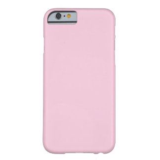 iPhone 6 case - Solid - Light Pink