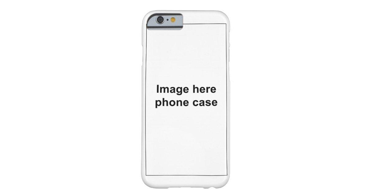 Iphone 6 Case Template Zazzlecom