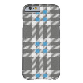 iPhone 6 case - Texture Plaid - Plankton