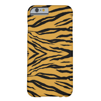 iPhone 6 case - Tiger stripes