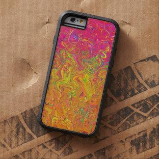 iPhone 6 Case Tough Fluid Colors