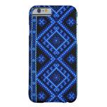 iPhone 6 case Ukrainian Cross Stitch
