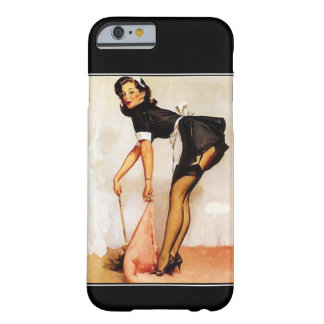 iPhone 6 Case Vintage PinUp Girl