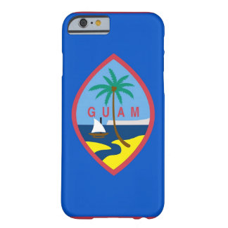 iPhone 6 case with Flag of Guam