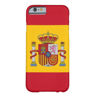 iPhone 6 case with Flag of Spain