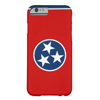 iPhone 6 case with Flag of Tennessee