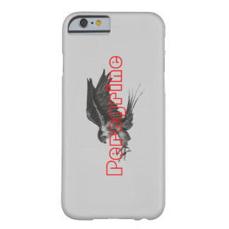 iPhone 6 case with Peregrine Hawk