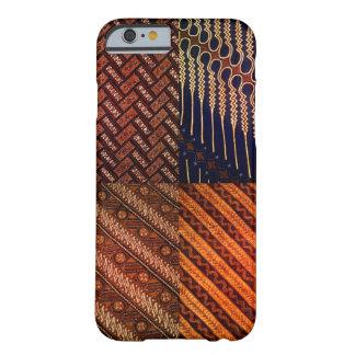 iPhone 6 case with unique batik pattern 101