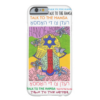 iPhone 6 case Yiddish Star of David Hamsa cell