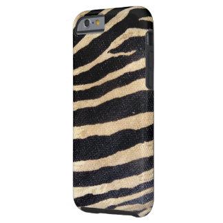 iPhone 6 Case Zebra Wildlife Animal Stripes Case