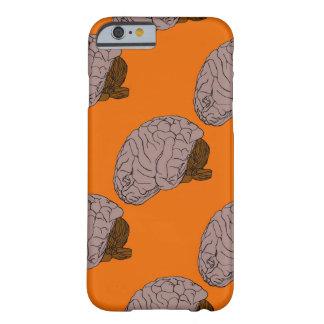 iPhone 6, caso de los cerebros de Flaoting de Funda De iPhone 6 Barely There