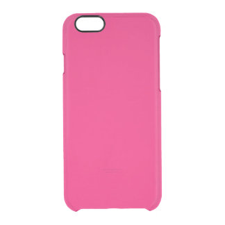 iPhone 6 Clearly™ Deflector Case Butternut Pink